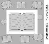 book icon  book icon eps10 ...