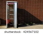 Old Telephone Booth.