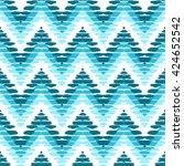 chevron herringbone seamless...   Shutterstock .eps vector #424652542
