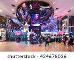 bangkok   march 17  2016  ... | Shutterstock . vector #424678036