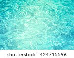 patterns of movement of water...   Shutterstock . vector #424715596
