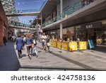 liverpool  england  14 may 2016 ...   Shutterstock . vector #424758136