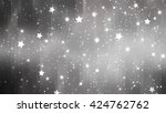 abstract shiny grey background | Shutterstock . vector #424762762