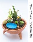 Decorative Miniature Garden In...