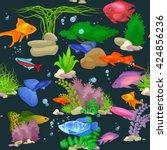 Aquarium Fish  Seaweed...