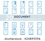 document icon set.