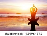 Yoga And Healthy Lifestyle...