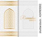 Ramadan Kareem Background....
