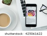 chiang mai  thailand   may 22... | Shutterstock . vector #425061622