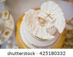 cake decorating | Shutterstock . vector #425180332