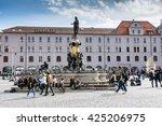 augsburg  germany   april 30 ... | Shutterstock . vector #425206975