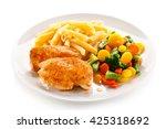 Grilled Chicken Fillet  Penne...