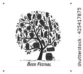 Beer Tree  Sketch For Your...