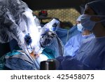 istanbul  turkey   january 11 ... | Shutterstock . vector #425458075