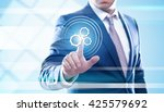 business  technology ... | Shutterstock . vector #425579692
