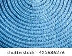 texture  weave  pattern  circle ... | Shutterstock . vector #425686276