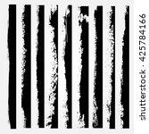 vector grunge edges.grunge... | Shutterstock .eps vector #425784166
