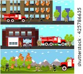 Fire Fighting Department...