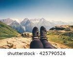Feet Trekking Boots Hiker...