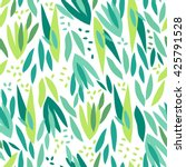 vector fresh pattern of... | Shutterstock .eps vector #425791528
