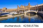 Beautiful Plaza Espana In...