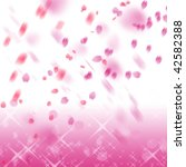 background of abstract cherry... | Shutterstock . vector #42582388