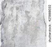 aged cement wall texture with...   Shutterstock . vector #425888032