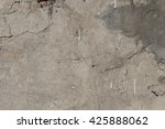 brown cement wall texture with...   Shutterstock . vector #425888062