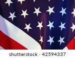 usa flag | Shutterstock . vector #42594337