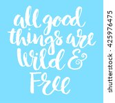"handwritten ""all good things... 