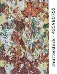 texture of multiple paint...   Shutterstock . vector #425980702
