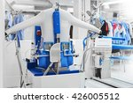 automatic machine for steam... | Shutterstock . vector #426005512