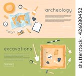 Archeology Science. Historical...