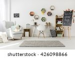 shot of a modern children's... | Shutterstock . vector #426098866