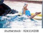 swimming   Shutterstock . vector #426114208