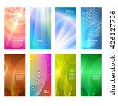 design elements presentation... | Shutterstock .eps vector #426127756