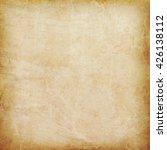 old paper texture | Shutterstock . vector #426138112
