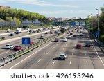 madrid  spain   march 30 ... | Shutterstock . vector #426193246