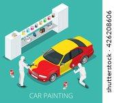 auto mechanic professional...   Shutterstock .eps vector #426208606