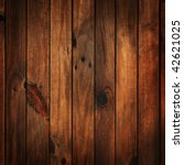 dark wooden wall texture | Shutterstock . vector #42621025