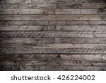 old wooden texture background ... | Shutterstock . vector #426224002