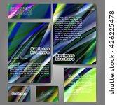 corporate identity template set....   Shutterstock .eps vector #426225478
