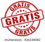 gratis. stamp | Shutterstock .eps vector #426238582
