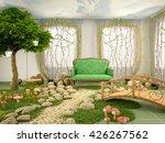 3d illustration of concept of...   Shutterstock . vector #426267562