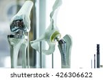 knee and hip prosthesis | Shutterstock . vector #426306622