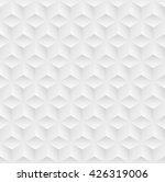 white seamless texture | Shutterstock . vector #426319006