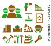 engineering construction icon... | Shutterstock .eps vector #426343552