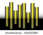 abstract analyzer | Shutterstock .eps vector #42635584