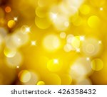 abstract twinkled bright... | Shutterstock . vector #426358432