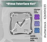 stone user interface element 19....